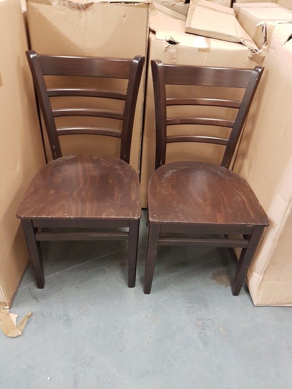 New Dallas style chairs