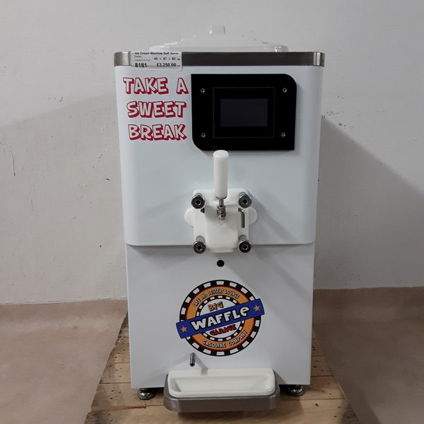 New B Grade Smach EFE1600APSHT Ice Cream Machine Soft Serve (8181)