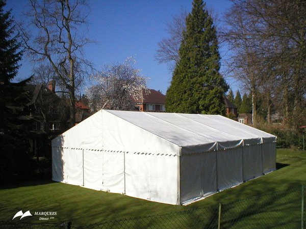 6m x 12m Marquee business