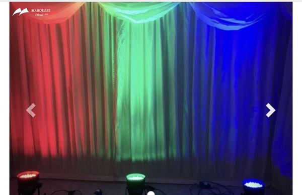 Up lights