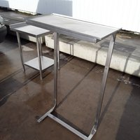 Used Stainless Steel Grill Shelf (8194)