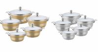New Diecast casserole stockpot set