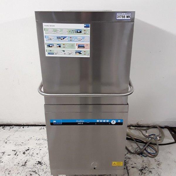 Used Meiko EcoStar 545D Pass Through Hood Dishwasher (8200) - Bridgwater, Somerset