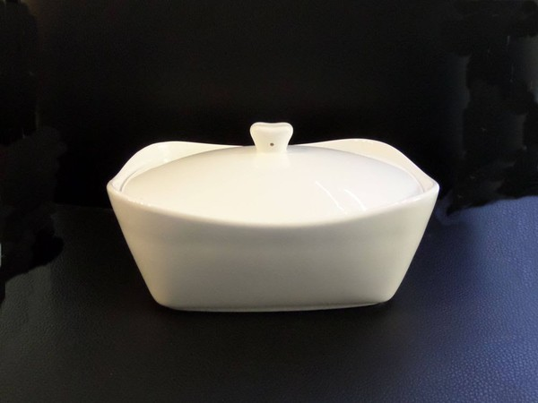 Porcelain lided dish for sale