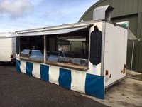 20 foot catering trailer