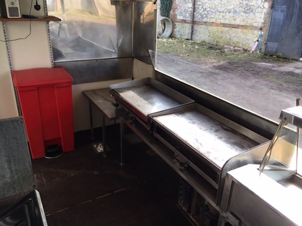 Catering Trailer with Awning - Hampshire 8