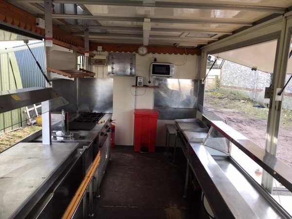 Catering Trailer with Awning - Hampshire 7