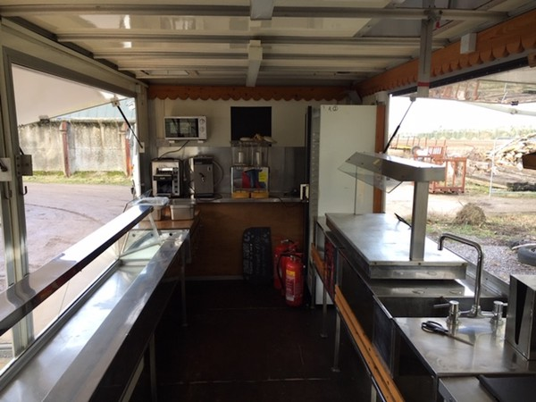 Catering Trailer with Awning - Hampshire 5