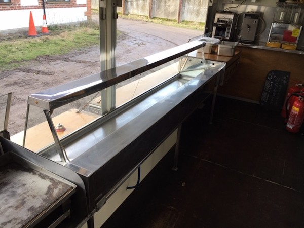 Catering Trailer with Awning - Hampshire 6