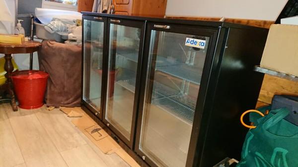 bottle fridges