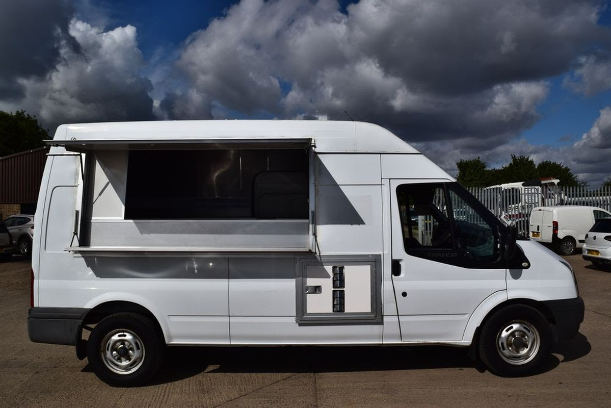 Ford Transit LWB Catering Unit Kitchen - Peterborough, Cambridgeshire
