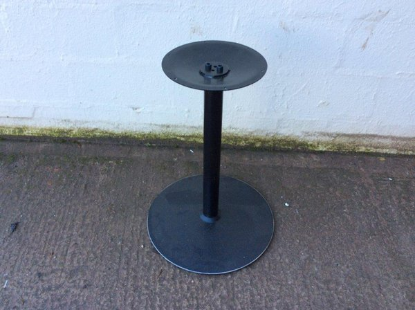 Cafe table bases