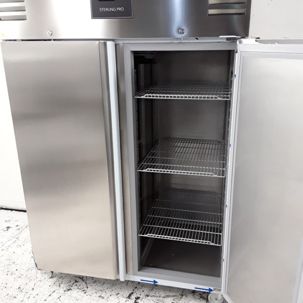 New B Grade Sterling Pro GSPI-142 Double Upright Fridge