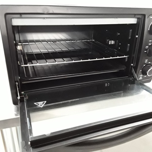 New B Grade Caterlite CM272 Mini Oven with Rotisserie Commercial