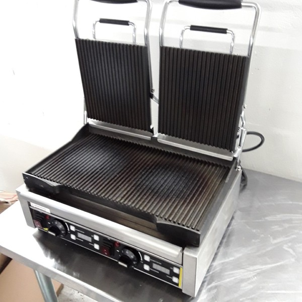 Ex Demo Buffalo L537 Panini Contact Grill
