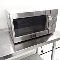 Buffalo GK643 Microwave 1100W Manual 26Ltr