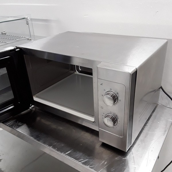 Used Buffalo GK643 Microwave Manual