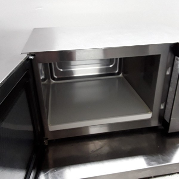 Used Buffalo Microwave 1100W Manual Commercial