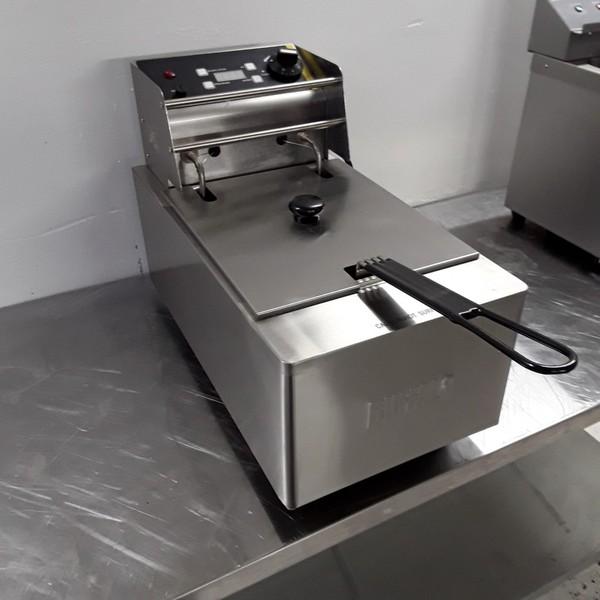 Buffalo L490 Single Table Top Fryer 5L Warranty