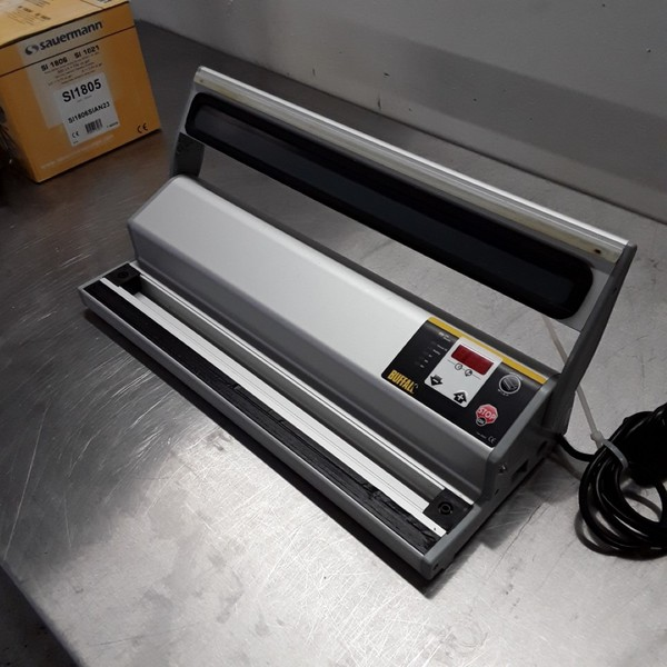 Used Buffalo CC771 Vacuum Packer