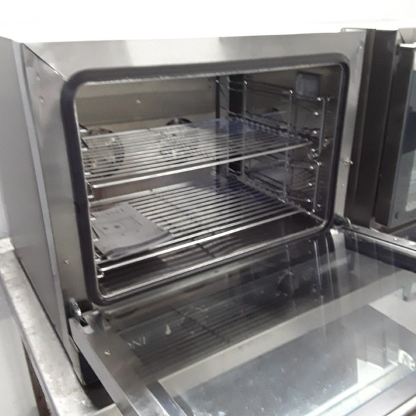 Ex Demo Sterling Pro FEM04NEGNV Convection Oven with Warranty