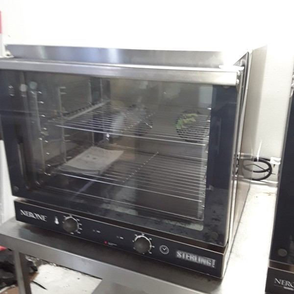Sterling Pro FEM04NEGNV Convection Oven