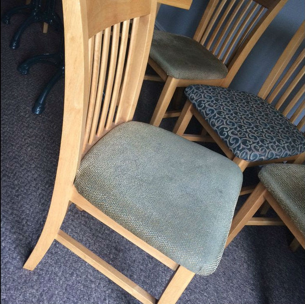 Secondhand Chairs And Tables Restaurant Chairs 12x