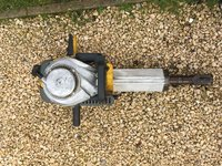 Wacker Neuson bh55 Wacker  for Marquees