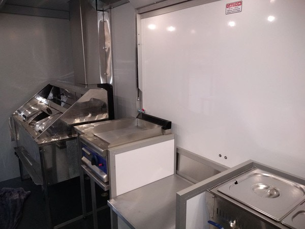 Used catering truck for sale