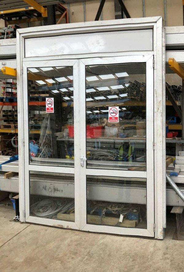 Aluminium marquee doors for sale