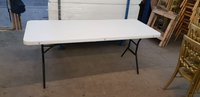 6ft Blow Moulded Trestle Tables