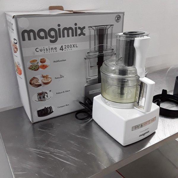Used Magimix Cuisine 4200xl Food Processor(8236)
