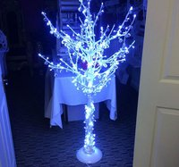 LED Tree with crystals