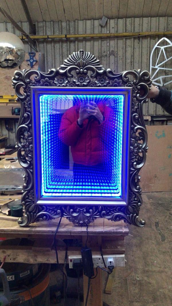 Bespoke  Infinity Mirrors