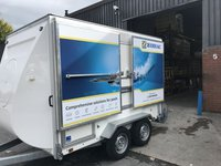3m Lynton Exhibition Trailer
