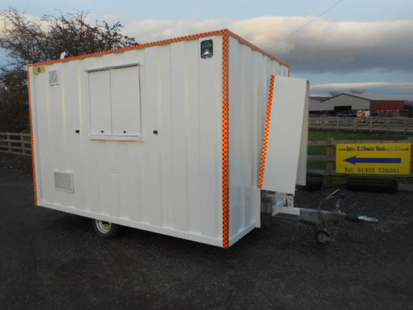 GP360 Groundhog Welfare Site Unit