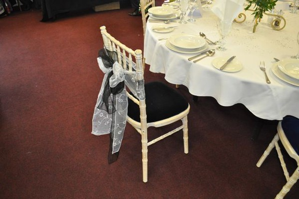 Oak Banqueting Chairs