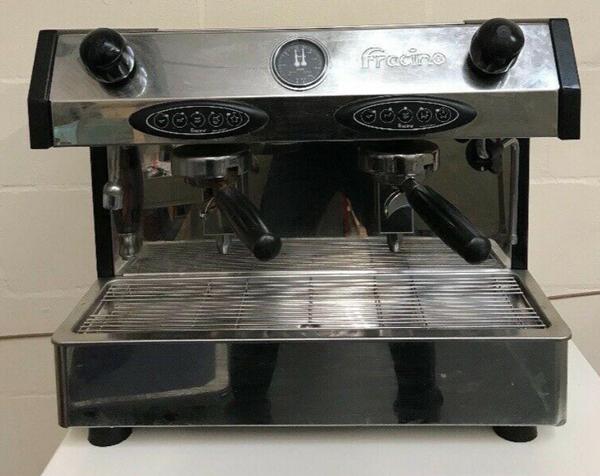Francio two group espresso machine