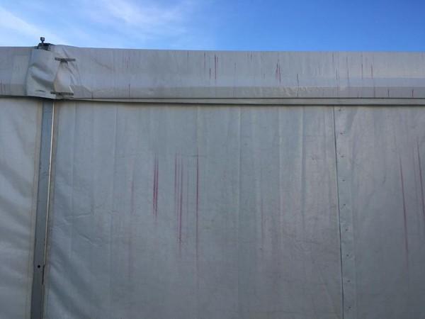 3m Clear span marque walls
