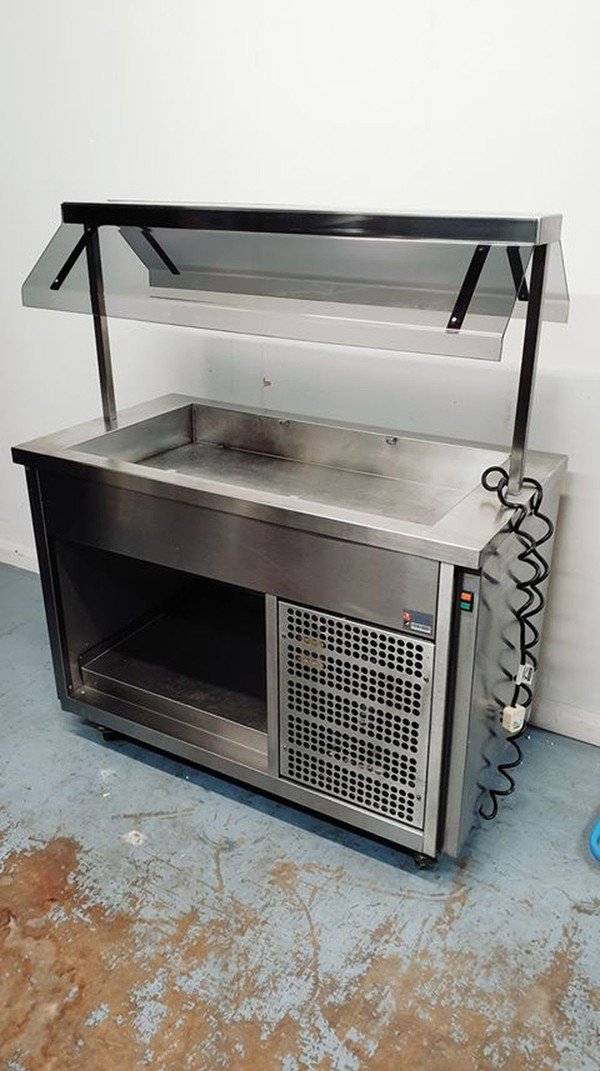 Mobile chilled unit for sale
