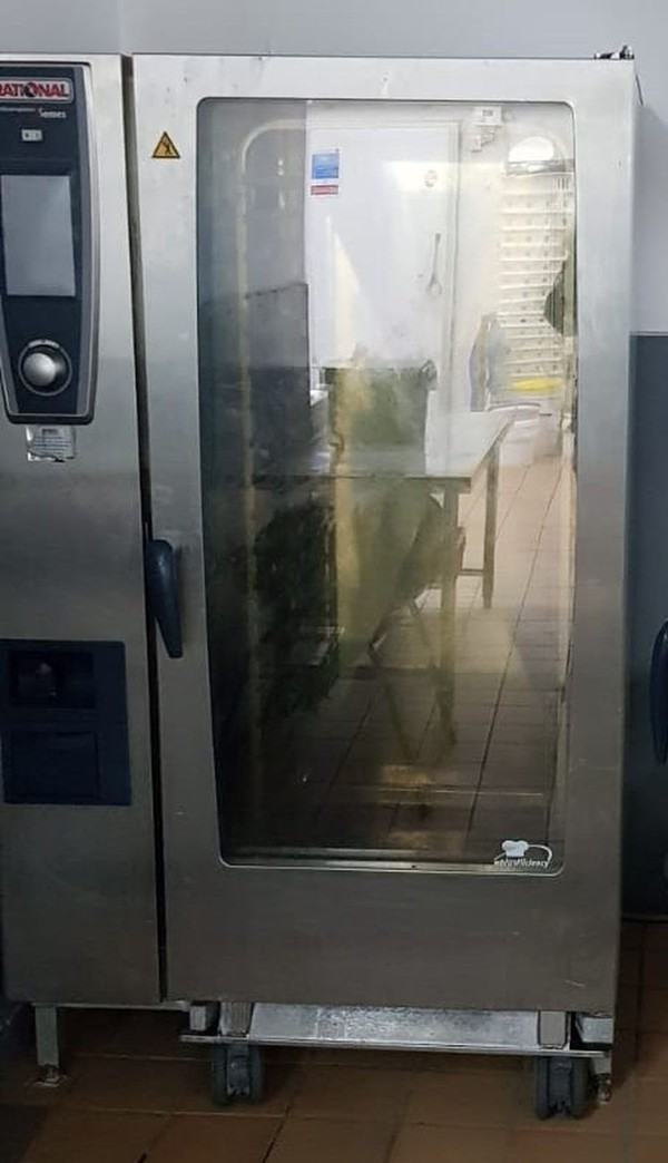 Rational SCCWE202E Combi Oven 40 Grid