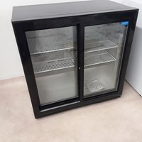 New B Grade Arctica HEC818 Double Bottle Fridge	(A8253)