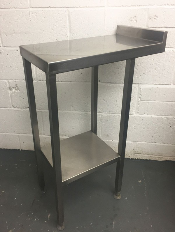 Used Stainless Steel Infill Table