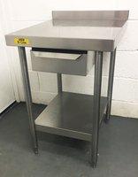 Bartlett B Line Stainless Steel Table