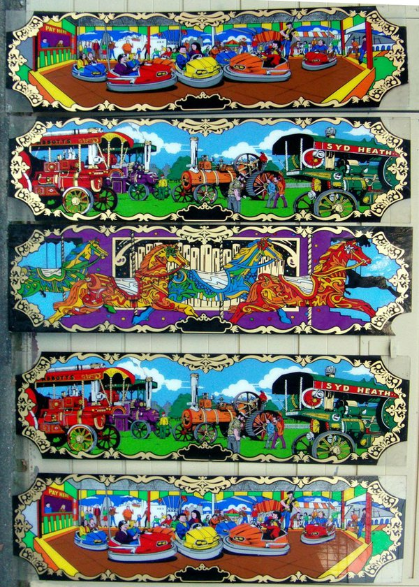 Fairground Signs for sale