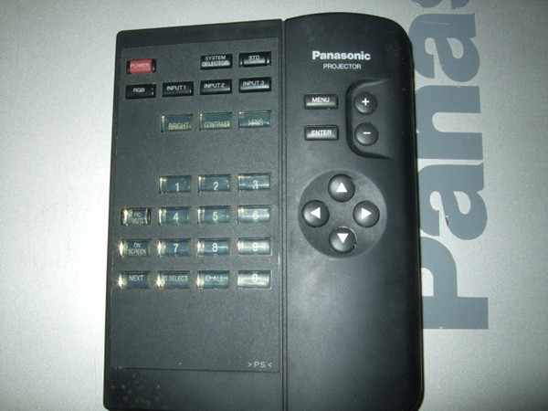 Panasonic 10k Ansi Lumen XGA (1024 x 768) Projector