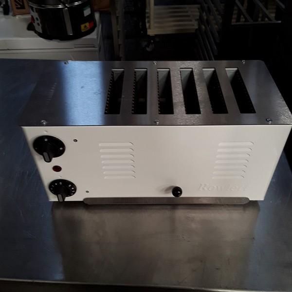Rowlett DL278 6 Slot Toaster
