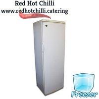 Kyoto KU127 White Freezer