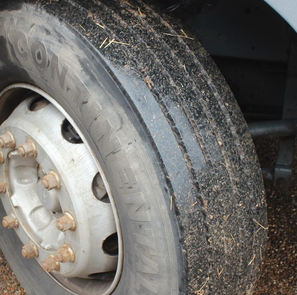 Continental truck tyres