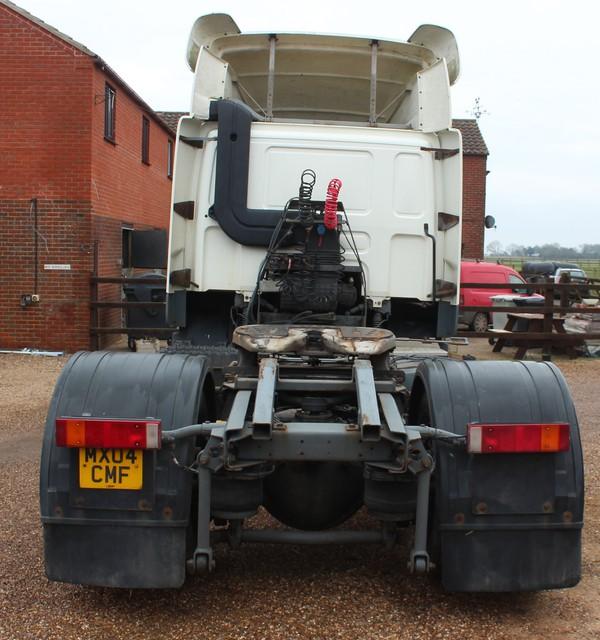DAF 4x2 Tractor unit